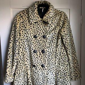 44ce75bc63ba Women Free People Faux Fur Coat on Poshmark